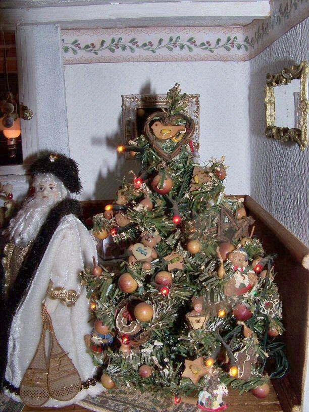 Cheminee Decor Noel