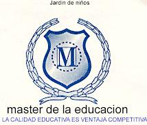 jardin de niños  particular MASTER DE LA EDUCACION
