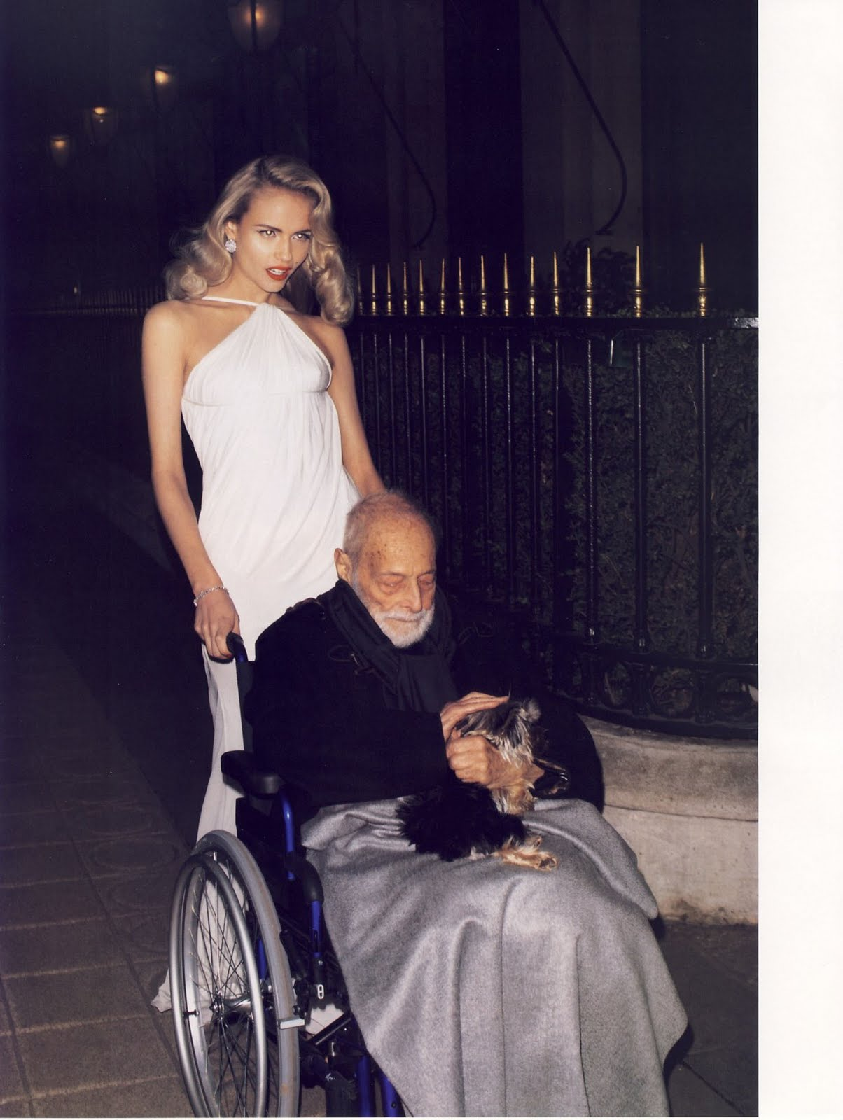 Citizen chic natasha poly just married for Married sugar daddy