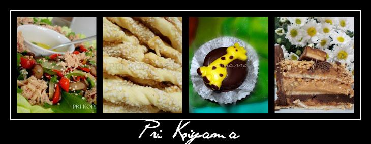 Pri Koiyama na cozinha