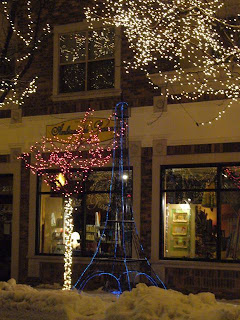 A little Paris in Littleton
