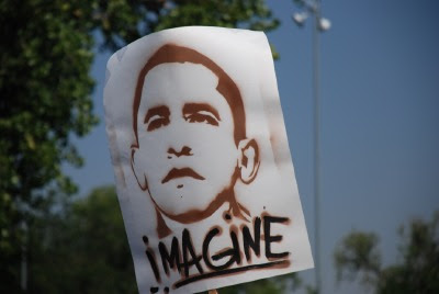 Barack Obama - Imagine