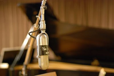 Norman Petty Studio Microphone