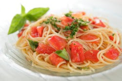 Life is a bowl of cherries olive garden s capellini primavera for Olive garden capellini pomodoro