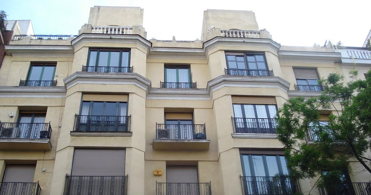 Madrid art dec ferraz 27 for Arquitectura franquista