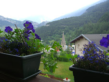 Chalet, with a View
