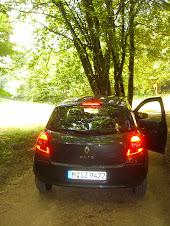 Our car, Renault Clio