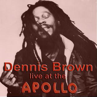 Dennis Brown The Prophet Rides Again