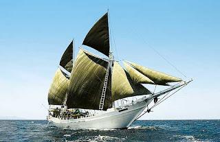 Kapal Layar Terbesar dan Termegah - infolabel.blogspot.com
