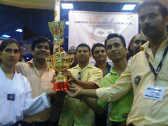 Gulberg Town Got first Position