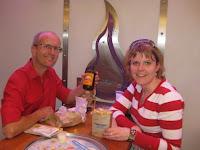 Beryl & Me, Burger Fuel
