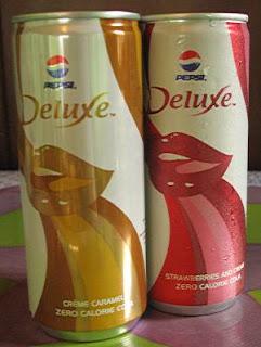 Pepsi Deluxe