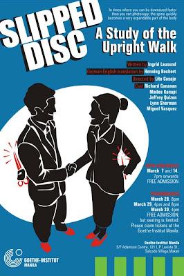 Slipped Disc poster