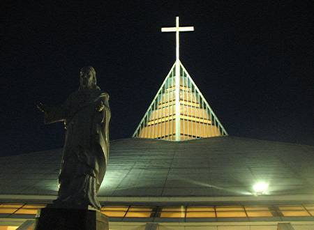 Ateneo de Manila Church of the Gesù and the Sacred Heart of Jesus