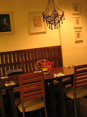 Pino restaurant in Diliman, Quezon City