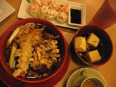 Japanese food from Kamirori