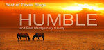 Best Of Texas Blogs: Humble, Texas