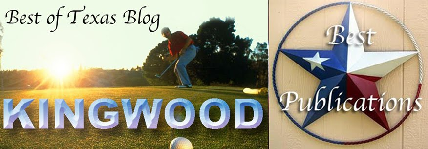 Best of Texas Blogs: Kingwood