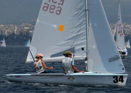 Equipo Preolímpico 470 De Vela Femenino 2009
