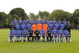 Chelsea squad 2008/2009