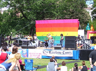 Sister Funk at Hartford Pride 2007