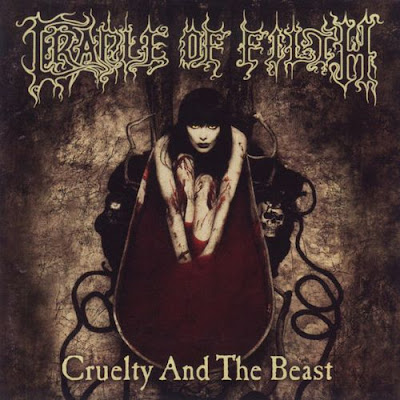 Cradle Of Filth - Cruelty And The Beast (1998) Band: Cradle of Filth