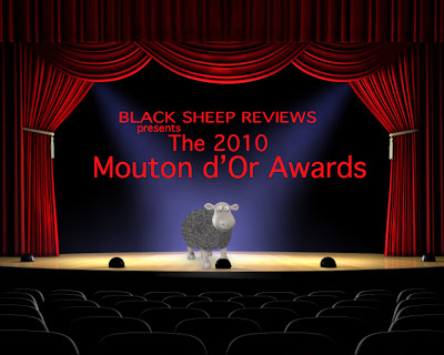 Black Sheep presents The 2010 Mouton d'Or Awards