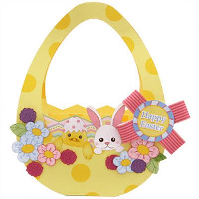 Cute paper basket