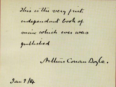 Arthur Conan Doyle: Sherlock Holmes - Page 2 Sherlock3