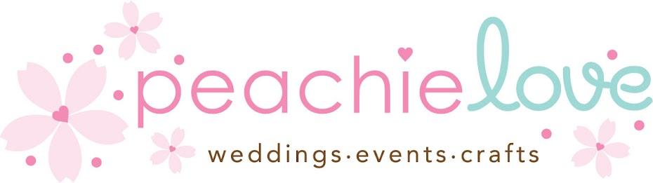 peachie love
