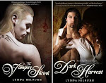 The Vampire Shrink &amp; Dark Harvest by Lynda Hilburn