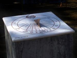 Relógio Solar Equatorial