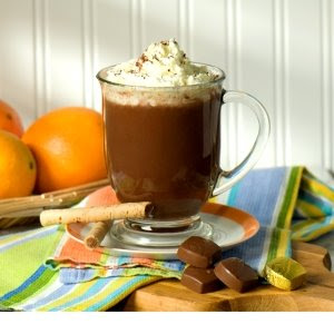 Dove Hot Cocoa For Flavia Coffee Makers