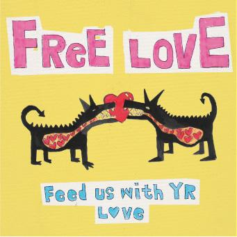 Slideshow Free Love and