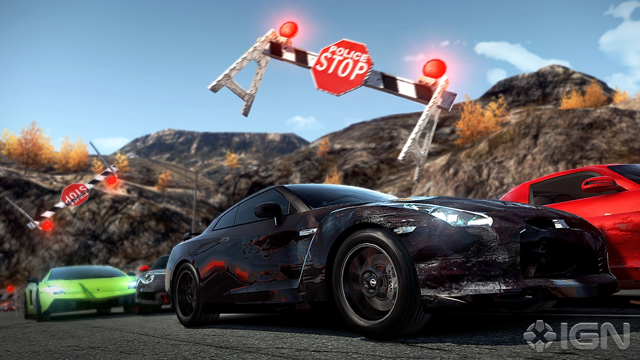 Need for Speed HD & Widescreen Wallpaper 0.140902293581247