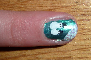 nageldesign weihnachten - 5 X Mas Nailarts Christmas Nails Nageldesign zu