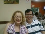 Jane e Rafael Chagas