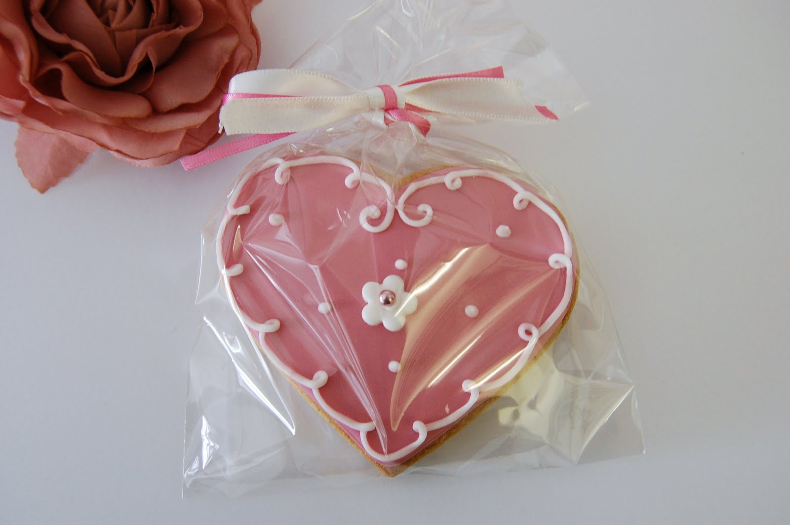 Pink Icing Cookies Recipes — Dishmaps