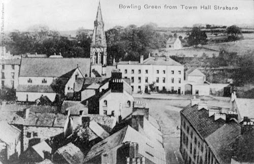 Bowling Green from Town Hall