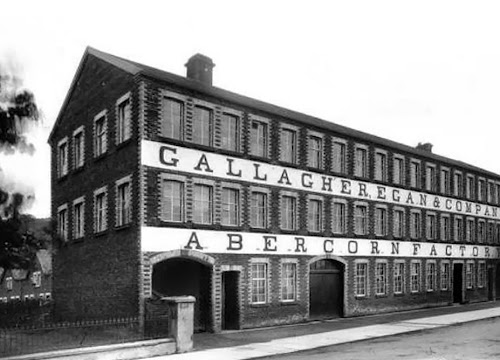 Gallagher Egan Abercorn Factory