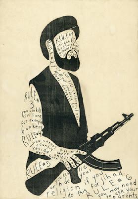 Jihadi etiquette