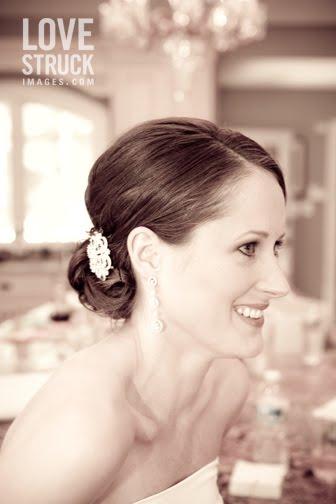 Larkin Jason Wedding Hair By Jewels