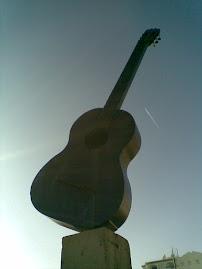 Guitarra al cielo
