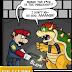E se o Mário não fosse encanador?