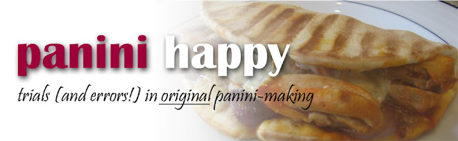 Panini Happy: Recipes in the Making
