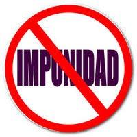 no a la inpunidad