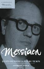 Libros sobre Olivier Messiaen