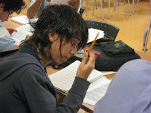 """Estudiante del Seminario """"El Lenguaje Musical de OLivier Messiaen"""""""
