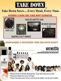 #1 Remover & Detangler For Hair, Braids, Hair Exensions, Dreadlocks and Weaves