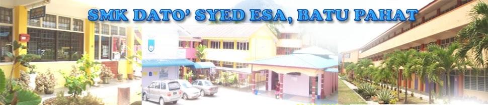 SMK DATO' SYED ESA, BATU PAHAT